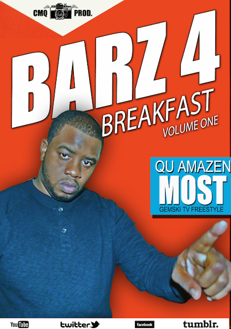 Barz 4 Breakfast vol1 f qu amazen most (barz R us)