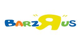 barz logo Yellow 260 x 120